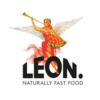 Leon naturally fast food logo